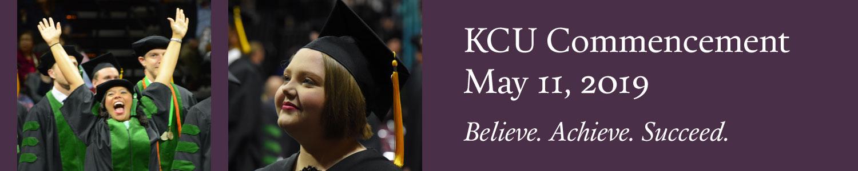 KCU Graduation 2019